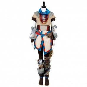 Horizon Zero Dawn Aloy Cosplay Costume
