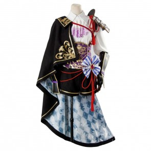 Sengoku Night Blood Senbura Ranmanru Mori Cosplay Costume