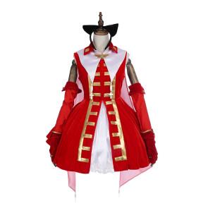 Fate/hollow ataraxia Rin Tohsaka Cosplay Costume Version 2