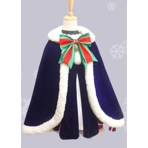Fate/Grand Order Artoria Pendragon Santa Alter Cosplay Costume