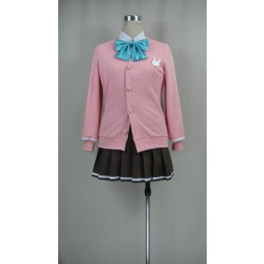 Shiro Neko Project (White Cat Project) Cosplay Costume (Pink Sweater)
