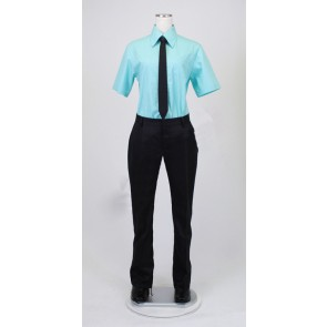 Kuroko no Basuke Teiko Middle School Summer Uniform Cosplay Costume
