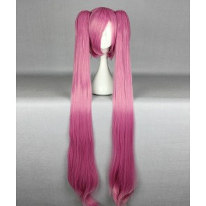 Pink 120cm Akame ga Kill! Mine Cosplay Wig