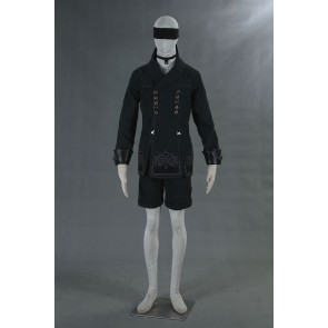 NieR: Automata 9S Cosplay Costume Version 2