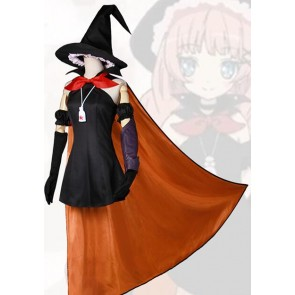 Magical Girl Raising Project Maho Shojo Ikusei Keikaku Top Speed Tsubame Murota Cosplay Costume