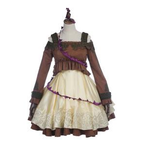 SINoALICE Sleeping Beauty Cosplay Costume