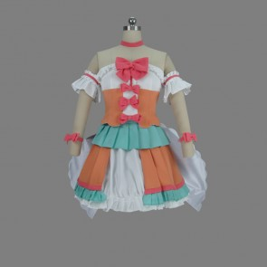 BanG Dream! Pastel*Palettes Maruyama Aya Cosplay Costume Version 2