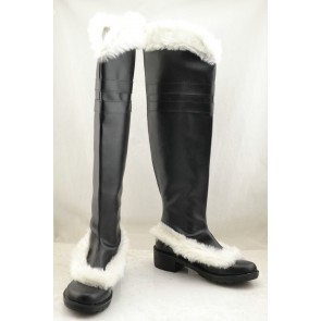 Valkyria Chronicles Carisa Contzen Cosplay Boots