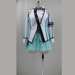 Kantai Collection KanColle Akitsushima Cosplay Costume