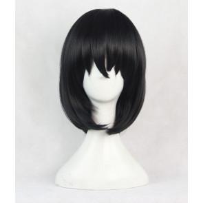 Black 40cm Monogatari Ogi Oshino Cosplay Wig