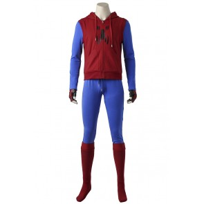 Spider-Man Homecoming Spider man Suit Cosplay Costume