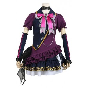 BanG Dream! Roselia Udagawa Ako Cosplay Costume