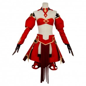 Fate/Apocrypha Saber of Red Mordred Cosplay Costume