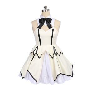Fate/Grand Order Artoria Pendragon Saber Lily Cosplay Costume Version 2