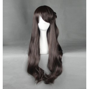Brown 80cm The Idolmaster Cinderella Girls THE iDOLM@STER: Cinderella Girls Uzuki Shimamura Cosplay Wig