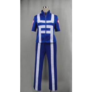 My Hero Academia Katsuki Bakugo/Tenya Iida Sports Uniform Cosplay Costume