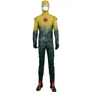 The Flash Reverse Flash Cosplay Costume