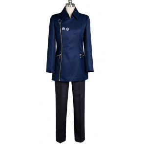 Occultic;Nine Sarai Hashigami Outfit Cosplay Costume