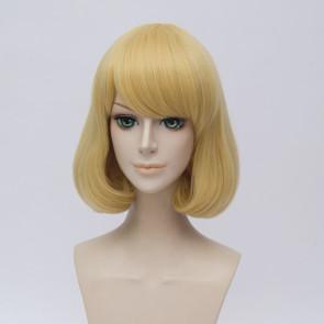 Gold 40cm ElDLIVE Misuzu Sonokata Cosplay Wig