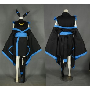 Pokemon Umbreon Human Cosplay Costume