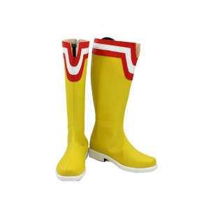 My Hero Academia Boku no Hiro Akademia All Might Cosplay Boots