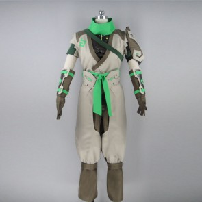 Overwatch Genji Cosplay Costume