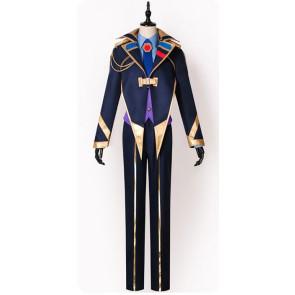 Macross Delta Keith Aero Windermere Keith Aero Windermere Cosplay Costume