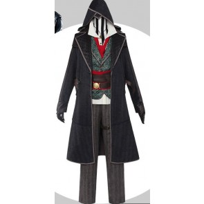Assassin's Creed: Syndicate Jacob Frye Cosplay Costume Version 2
