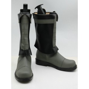 Mobile Suit Gundam: Iron-Blooded Orphans Mikazuki Augus Cosplay Boots