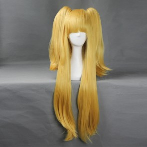 Yellow 80cm The Idolmaster Cinderella Girls THE iDOLM@STER: Cinderella Girls Rika Jogasaki Cosplay Wig