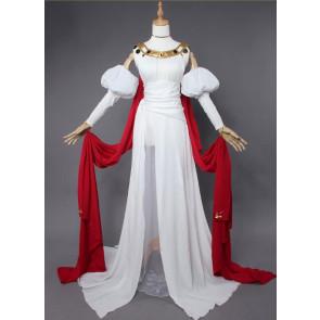 Fate/Grand Order Saber Nero Claudius Two Anniversary Cosplay Costume