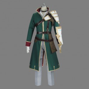 Record of Grancrest War Theo Cornaro Cosplay Costume