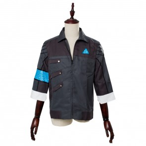 Hot Game Detroit Become Human Markus Daily Cosplay Costume uniform MM.1560