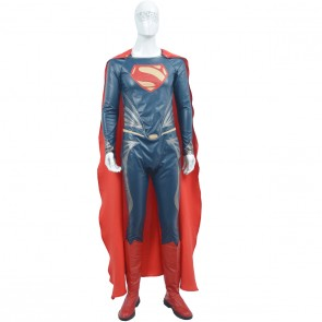 Deluxe Superman Cosplay ostume