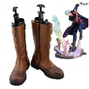 Devil May Cry 4 Nero Cosplay Boots