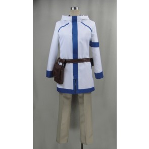 Grimgar of Fantasy and Ash Manato Cosplay Costume