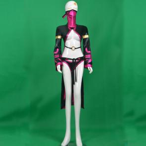 Mortal Kombat 9 Mileena Cosplay Costume