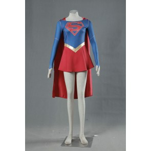 Superwoman/ Supergirl Dress Cosplay Costume