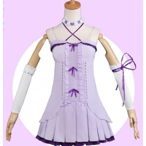 Re:Zero − Starting Life in Another World Rem Cosplay Costume