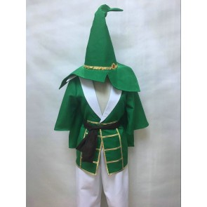 Magi: The Labyrinth of Magic Yunan Cosplay Costume