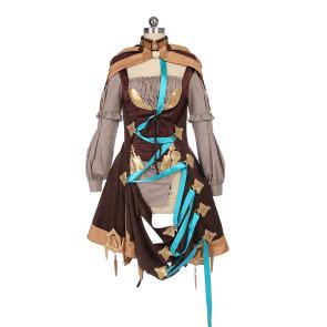 SINoALICE Hansel Gretel Crusher Cosplay Costume