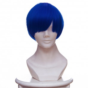 Blue 30cm Land of the Lustrous Lapis Lazuli Cosplay Wig