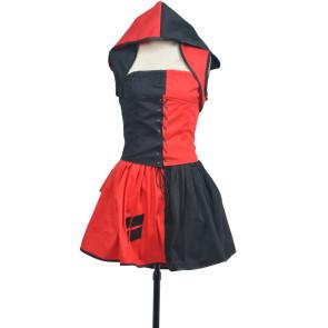 Batman Harley Quinn Dress Cosplay Costume