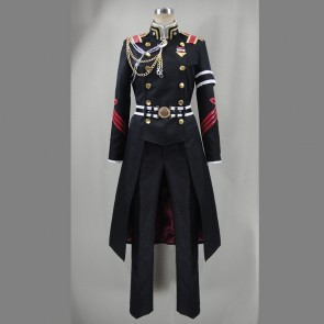 Seraph of the End: Vampire Reign (Owari no Serafu) Kureto Hiragi Cosplay Costume