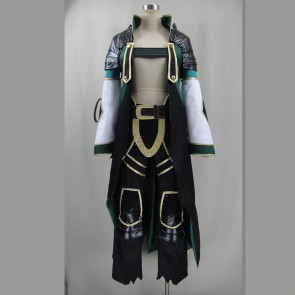 Rokka: Braves of the Six Flowers Rokka no Yusha Goldof Auora Cosplay Costume