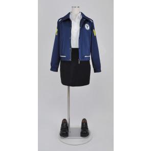 Psycho-Pass Akane Tsunemori Inspector Uniform Cosplay Costume