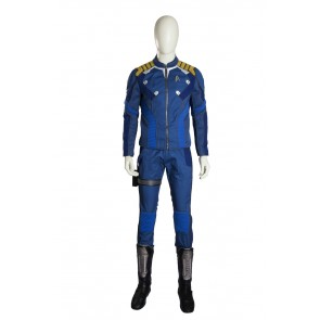 Star Trek Beyond Captain Kirk Cosplay costumeWith Boots