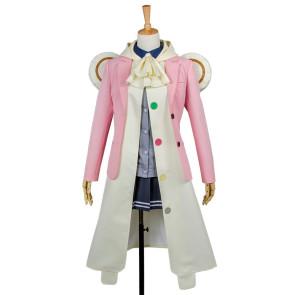 Occultic;Nine Miyu Aikawa Outfit Cosplay Costume