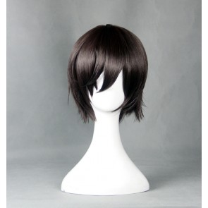 Brown 30cm Charlotte Yu Otosaka Cosplay Wig
