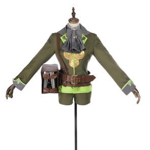 SINoALICE Pinocchio Crusher Cosplay Costume